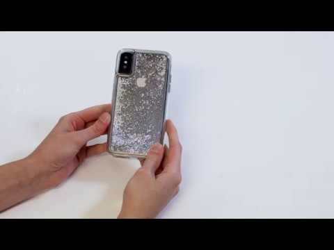 be8b4f517b1085 Case-Mate mobile phone case - Waterfall Iridescent Retouched - YouTube