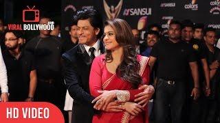 Shahrukh Khan & Kajol | Sansui Colors Stardust Awards 2015