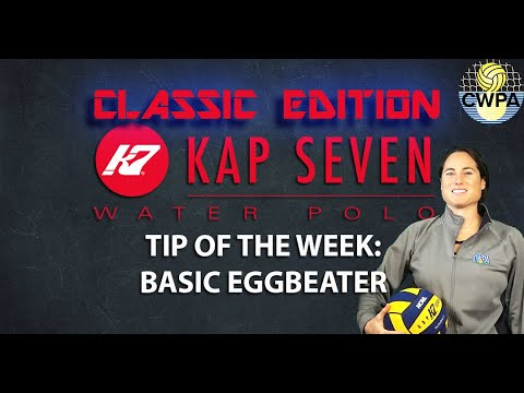 Tip of the Week: Basic Eggbeater with Kelly Eaton
