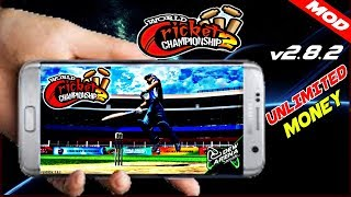 Download WCC2 MOD APK Latest version 2.8.2 | Unlimited Money | WCC2 Apk Data For Android HD Gameplay