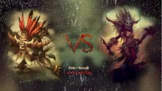 Male VS Female - Witch Doctor