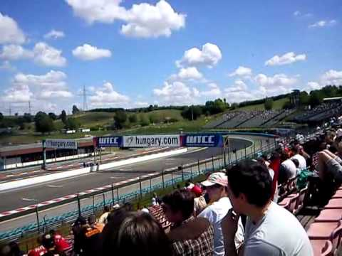 Auto GP – WTCC Hungaroring 2012