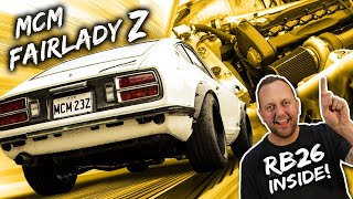 🛠 When Less is More: Mighty Car Mods' Fairlady Z | TECHNICALLY SPEAKING