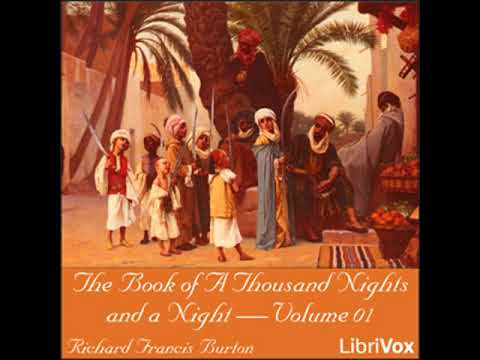 The Book of A Thousand Nights and a Night (Arabian Nights), Volume 01 by ANONYMOUS Part 1/2
