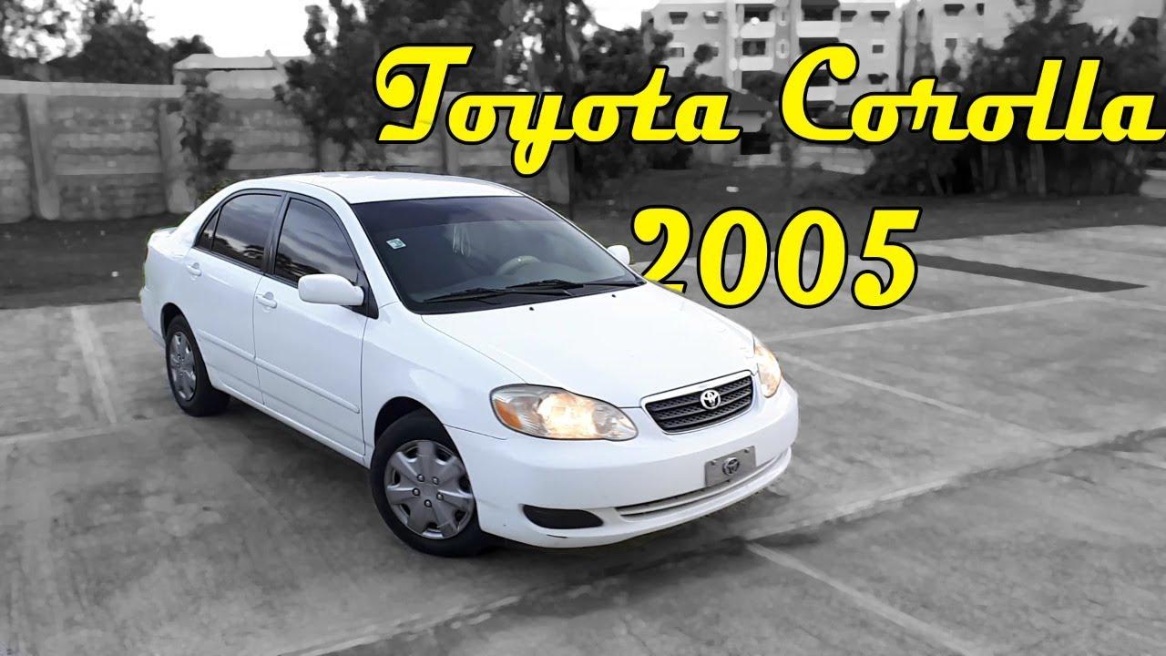 Kelebihan Toyota Corolla 2005 Perbandingan Harga