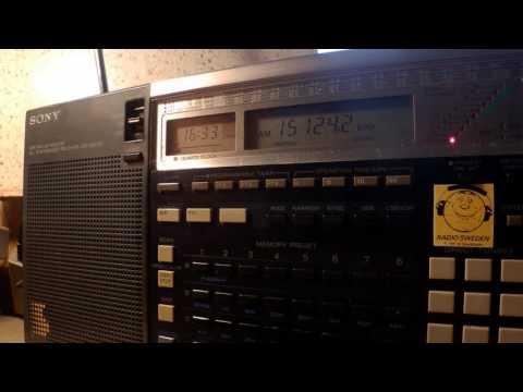 12 08 2016 China Radio International in Arabic to CEAf 1632 on 15124 Bamako, instead of 15125