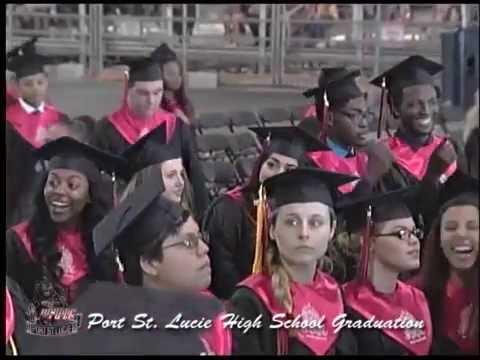 Port St Lucie High School 2016 Graduation