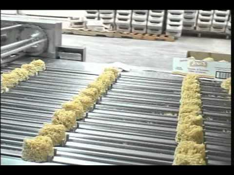 Automatic Bowl (Cup) Instant Noodle Production Line  [Taiwan Lih Tay]