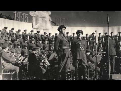 Píseň o Stalinovi -  zpěv Ilja Doležal a E  Koždoň (1950)