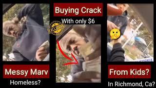 Messy Marv Caught Buying Crack?