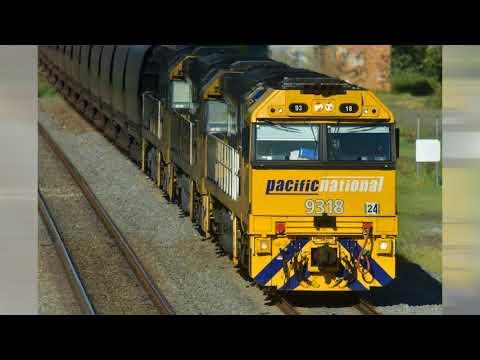 TRAINS SLIDESHOW STEAMFEST MAITLAND NSW AUSTRALIA 2018