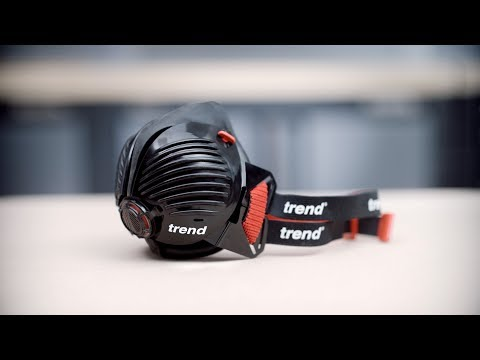 Trend Air Stealth Half Mask P3(R) Safety Respirator