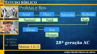 Estudo bíblico | 1 Reis 15.25-26