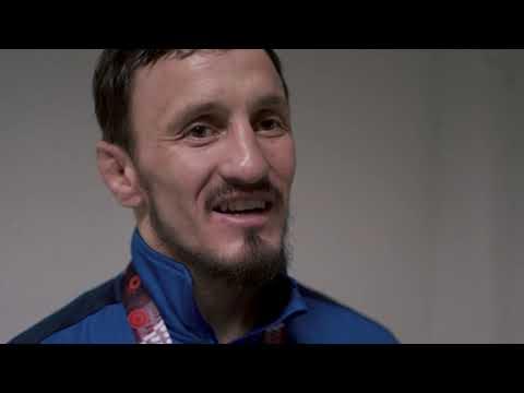 Aleksandr BOGOMOEV (RUS) - 61kg European Champion