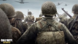 Call of Duty: World War 2 — Геймплей мультиплеера | E3 2017