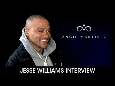 Jesse Williams People Magazine's Sexiest Man Talks Donald Trump + More!
