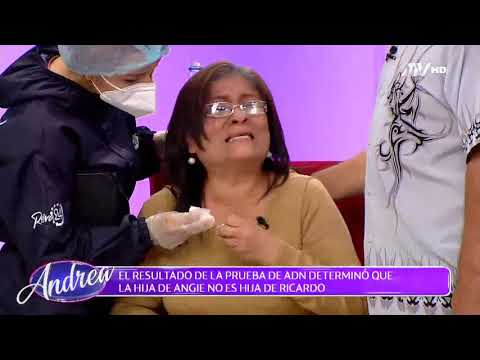 Angie aseguró que