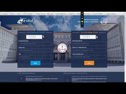 E-Okul Notu Değiştirme (KALICIDIR)
