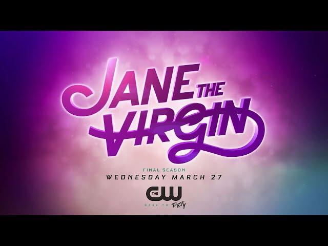 Jane The Virgin Season 5 Promo (HD) Final Season