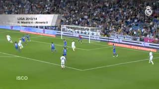 Goals Real Madrid vs Almería /Goles Real Madrid vs Almería