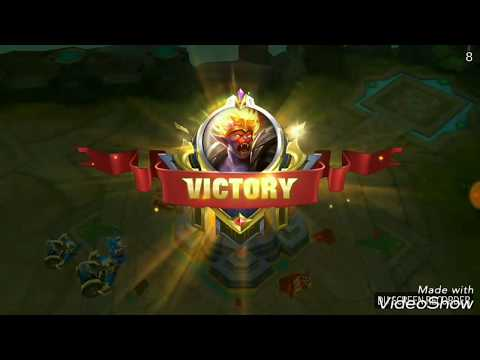 Mobile Legends !!! Sun Savage atau maniac si Kera menggila di rank