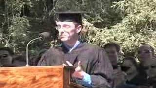 2007 Pomona College Student Commencement Speech