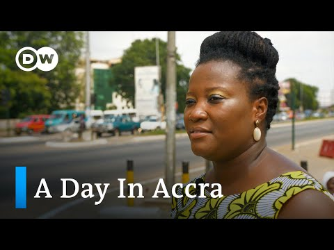 A Tourist Guide in Accra | Travel Africa: Visit Ghana's Capi