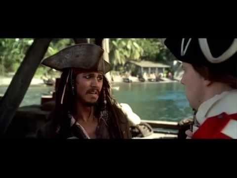 Quai Interdit Aux Civils -Pirates Des Caraibes 1  La Malédiction Du Black Pearl