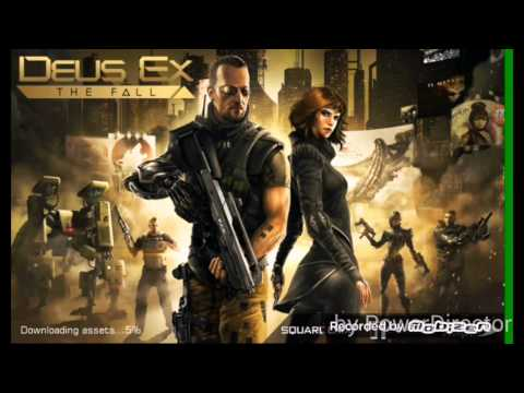 Download Deus Ex The Fall Free Android