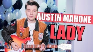 Austin Mahone - LADY ft. Pitbull (cover)