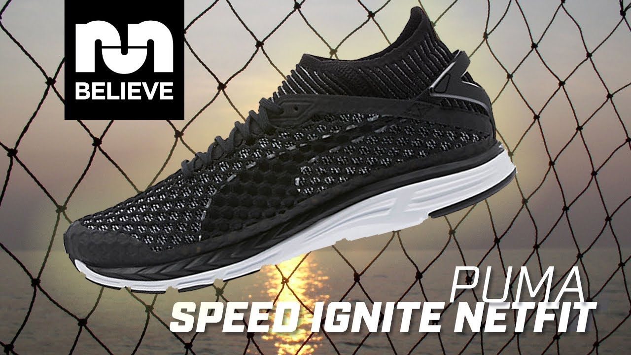 ac52f625ede Puma Speed Ignite NetFit Performance Review