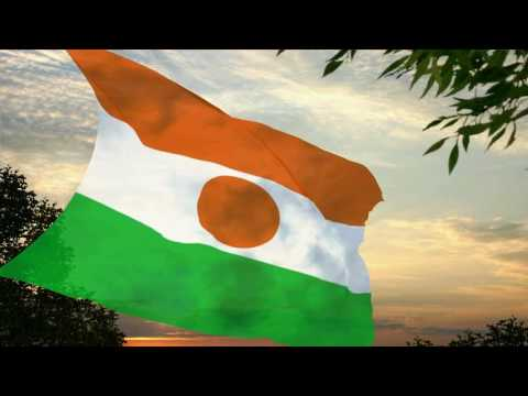Flag and anthem of Niger