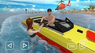 Coast Lifeguard Beach Rescue Duty (by Quick Rat Entertainment) Android Gameplay [HD]