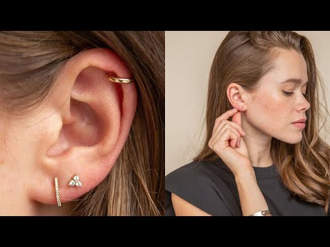 14 Earring Essentials You Can Wear Every Day - YouTube