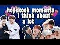 hopekook moments i think about a lot