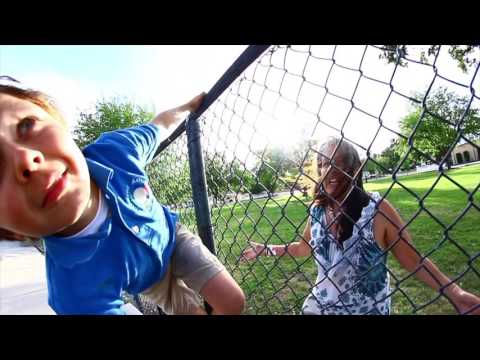 Crazy lady at the skatepark yelling at us !!?