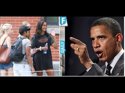 BARACK IS GOING TO BE FURIOUS ABOUT WHO JUST ASKED MALIA TO HER FIRST COLLEGE FORMAL!