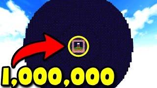Video 1,000,000 OBSIDIAN BED WARS CHALLENGE! (Minecraft Trolling) download MP3, 3GP, MP4, WEBM, AVI, FLV Maret 2018