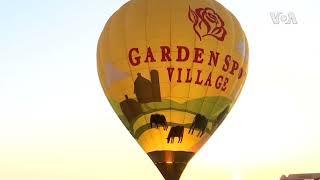 新泽西热气球节今夏隆重亮相