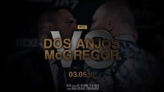 UFC 196: Dos Anjos vs. McGregor Promo