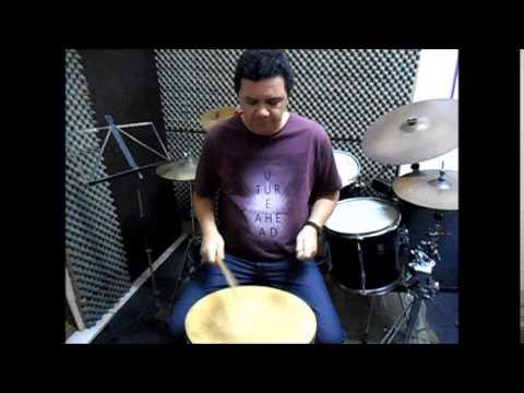 Toque Simples (Single Stroke) - parte 1
