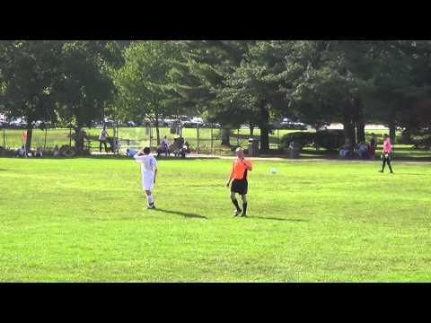MHS Boys Varsity Soccer vs Spaulding - September 5 2014