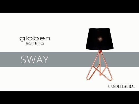 Дизайнерский светильник Sway в интернет-магазине Candellabra.ru