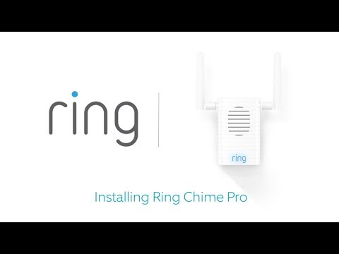 How to Install & Setup Ring Chime Pro (Simple) | DiY | Ring Help
