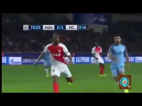 Monaco vs Manchester City 3 1 All Goals Hd...