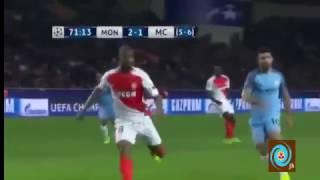 monaco vs manchester city 3 1 all goals hd highlights 16 3 2017