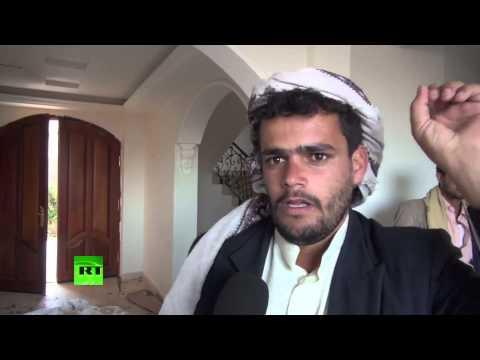 Жители столицы Йемена бегут из города из-за обстрелов