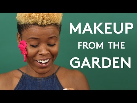 Flowers and Vegetables From The Garden | Mystery Box Makeover