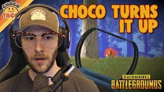 How To Turn a Bad Game into a Good Game - chocoTaco PUBG Gameplay