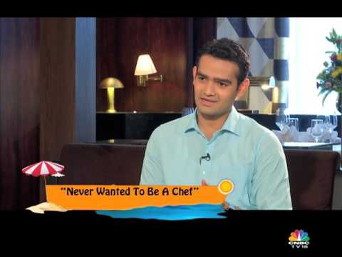 Being A Chef & Launching Restaurant With Hemant Oberoi, On Weekender